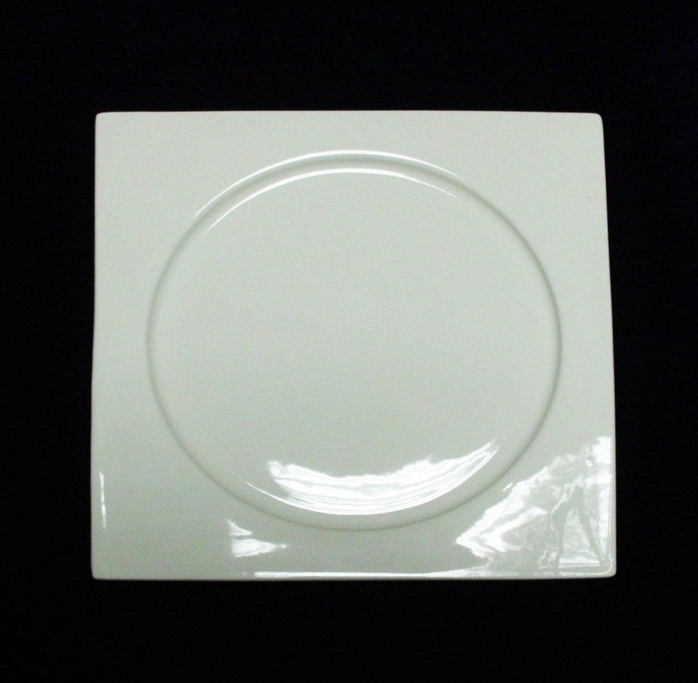 Тарелка пирожковая квадратная 18,5 см