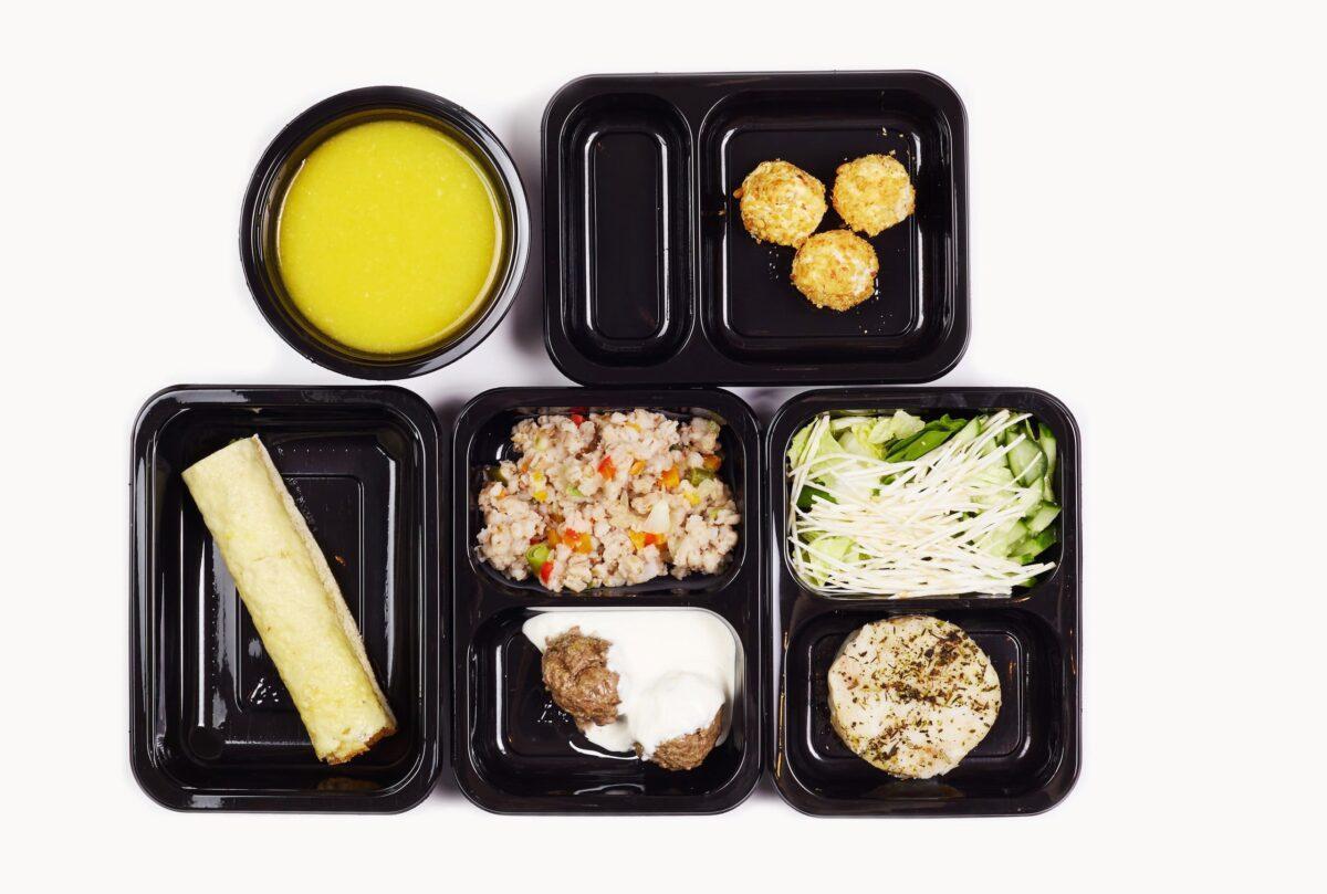 Завтрак, перекус и обед